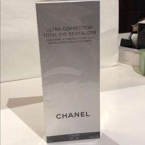 Chanel Ultra Correction eye lift patches